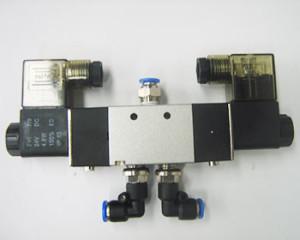 VALVULA-ELETROPNEUMATICA-DUPLA-24V